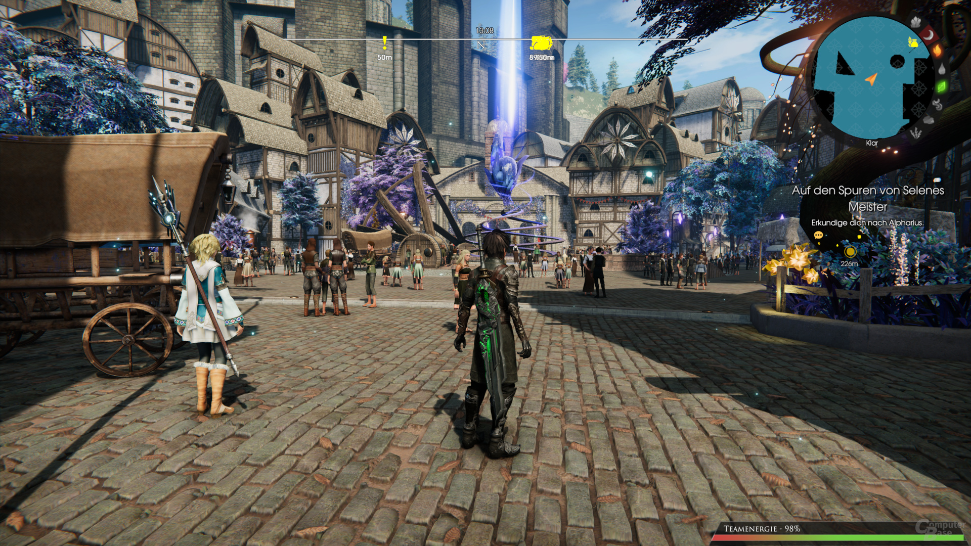 Ultra HD – Native Auflösung + HQ-TAA