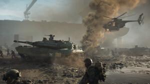 Mit DLSS und/oder Raytracing: Battlefield 2042, Dying Light 2 und Guardians of the Galaxy