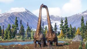 Jurassic World Evolution 2: Themenpark-Tycoon geht ab 9.November in Runde zwei