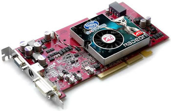 Sapphire Radeon X800 XL für AGP | Quelle: PConline.com.cn