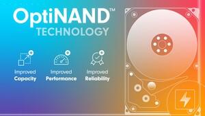 Western Digital OptiNAND: Integrierter Flash-Speicher soll 50-TB-HDDs ermöglichen
