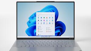 Yoga Slim 7 Carbon: Lenovo bringt OLED und Ryzen in 14Zoll mit 1,1kg unter