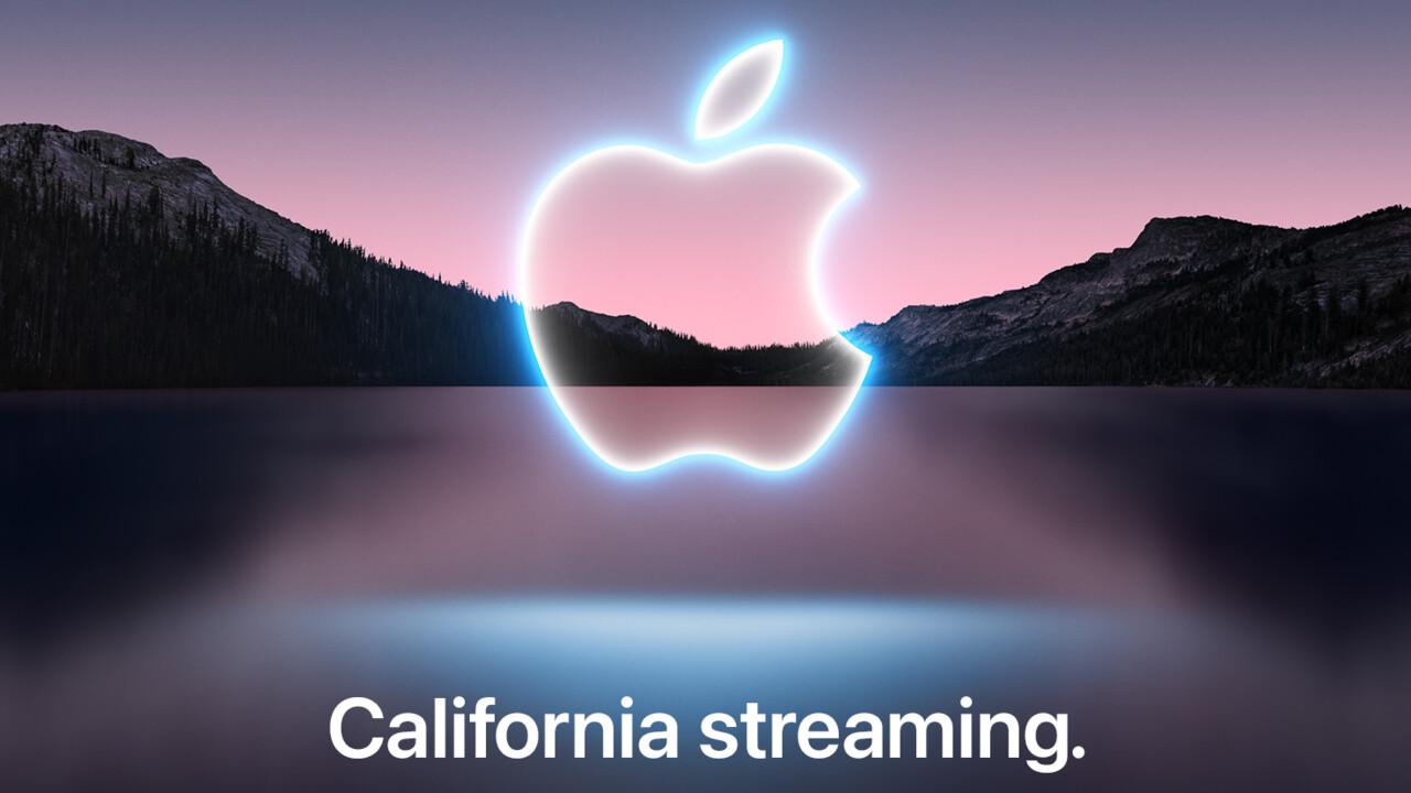 California Streaming: Nächstes Apple-Event findet am 14.September statt
