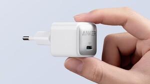 Anker Nano Pro: Kompaktes 20-Watt-Netzteil kommt mit Temperatursensor
