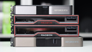 Grafikkarten 2021 im Test: Leistungsaufnahme moderner GPUs neu vermessen
