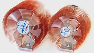 Im Test vor 15 Jahren: Mit dem CNPS 9700 LED gelang Zalman das Comeback