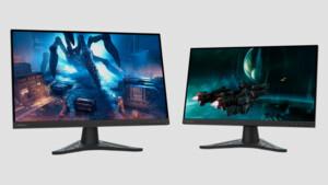 Gaming-Monitore: Lenovo G27e-20 und G24e-20 bieten FHD mit 120 Hz per OC