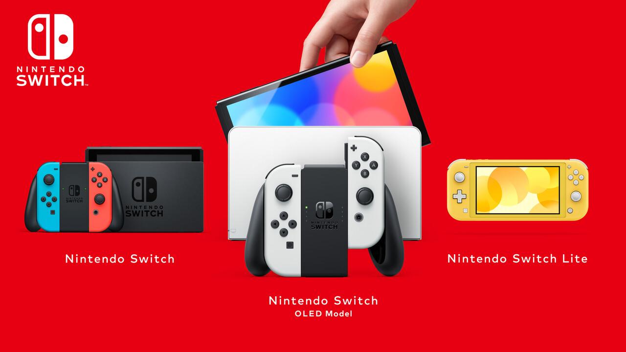 Nintendo Switch: Aktuelles Modell wird vor Switch OLED günstiger