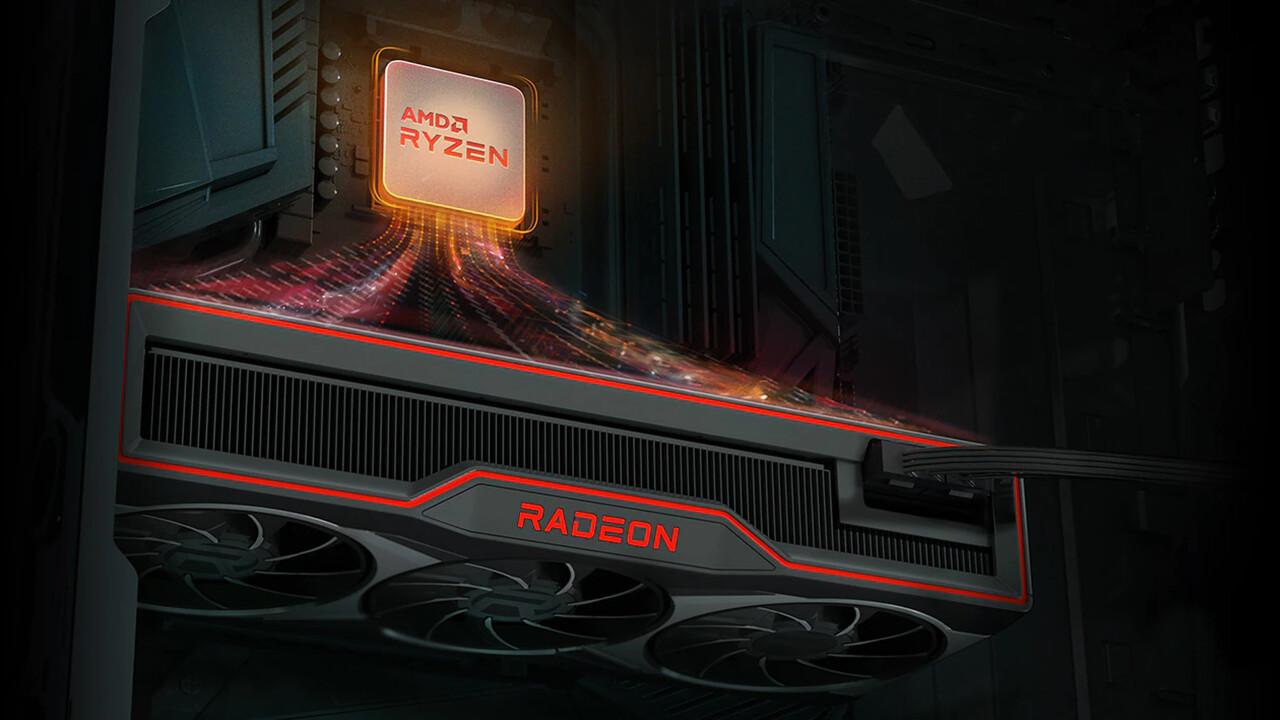 AMD Radeon Adrenalin 21.9.1: Treiber bringt Smart Access Memory auf Radeon RX 5000