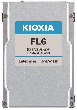 Kioxia FL6 SSD nutzt XL-Flash