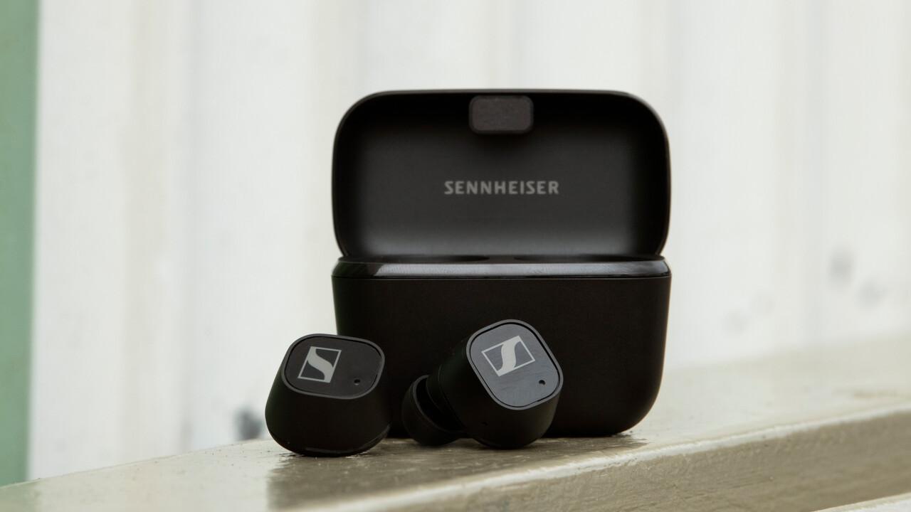 Sennheiser CX Plus: ANC und aptX Adaptive starten jetzt bei 160 Euro