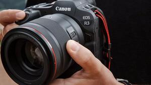 Canon EOS R3: Spiegelloser Bolide bietet 30 Bilder/Sek. und vieles mehr