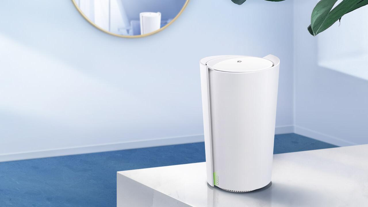 WiFi 6E: TP-Link beschleunigt Mesh-WLAN auf bis zu 11.000 Mbit/s
