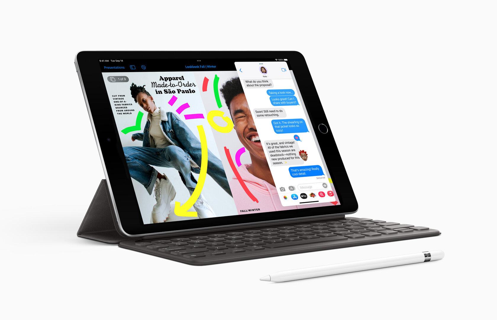 Das neue Apple iPad 9. Generation (2021)