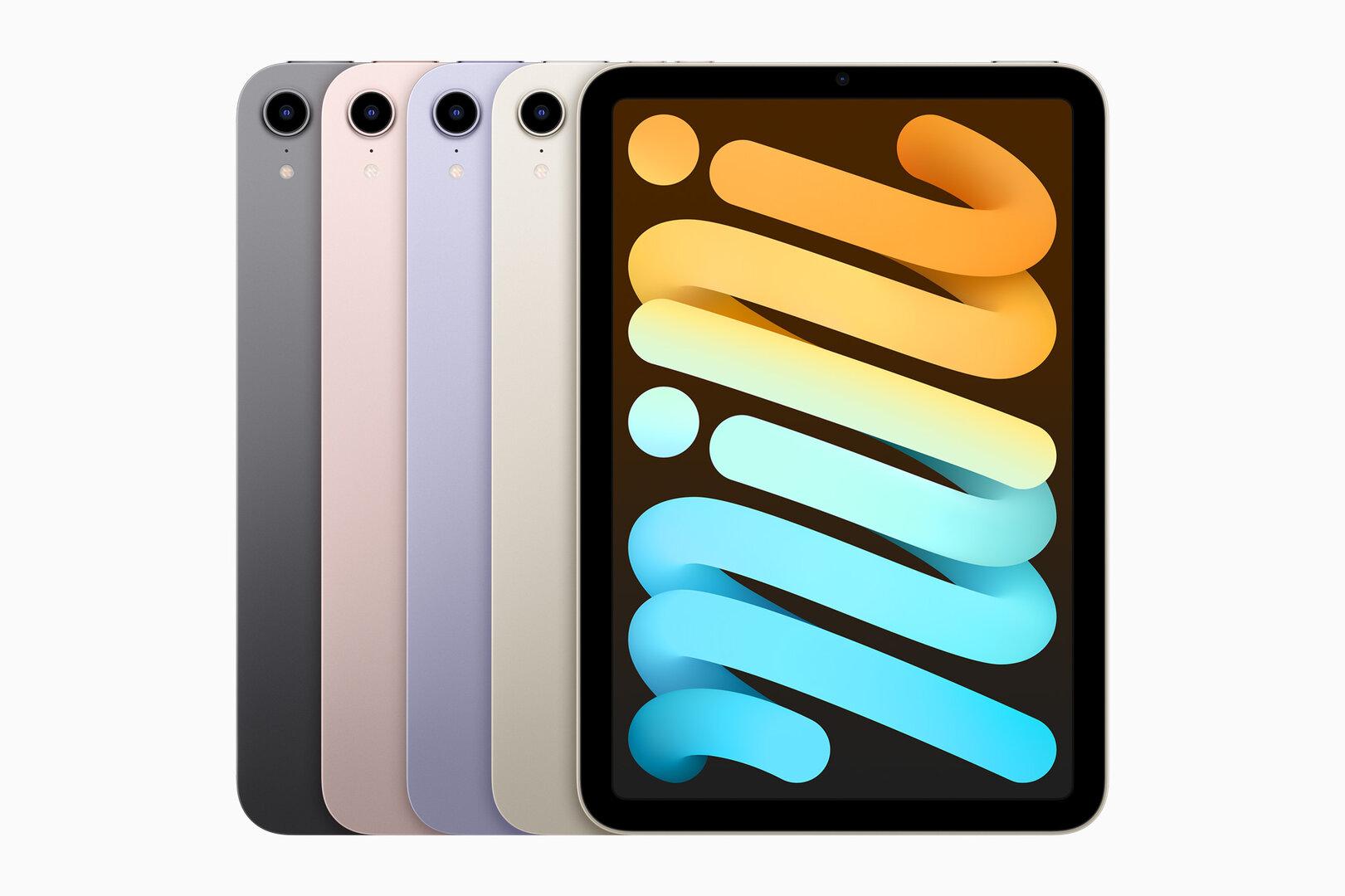 Das neue iPad mini (2021) der 6. Generation