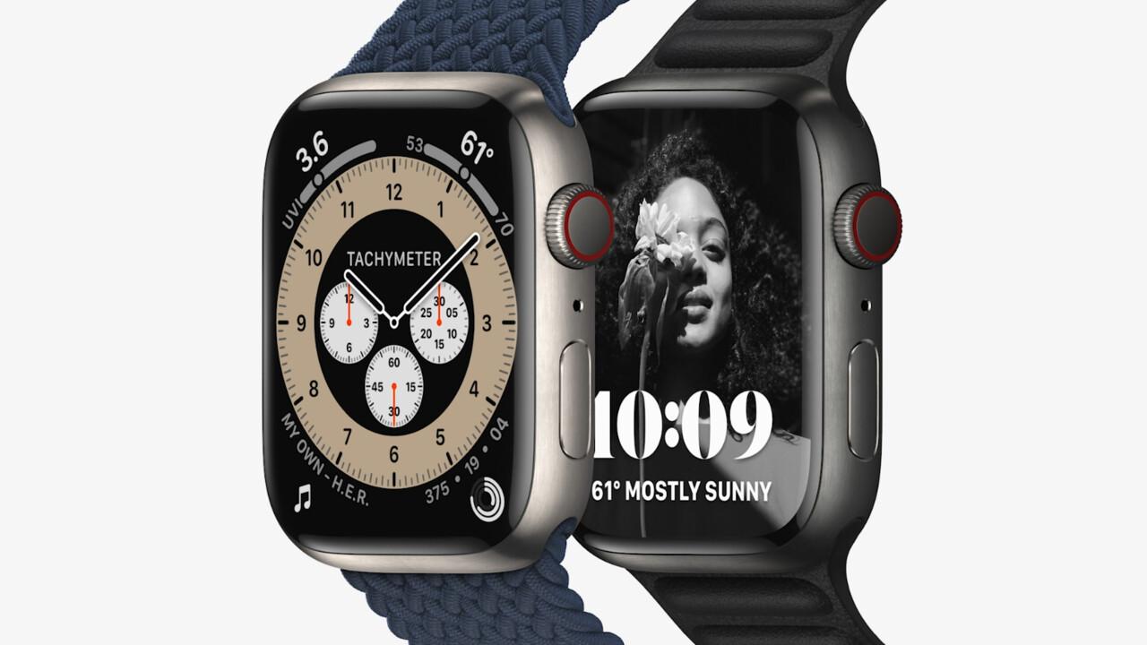 Apple Watch Series 7: Schmalere Ränder, größeres Display und mehr Schutz