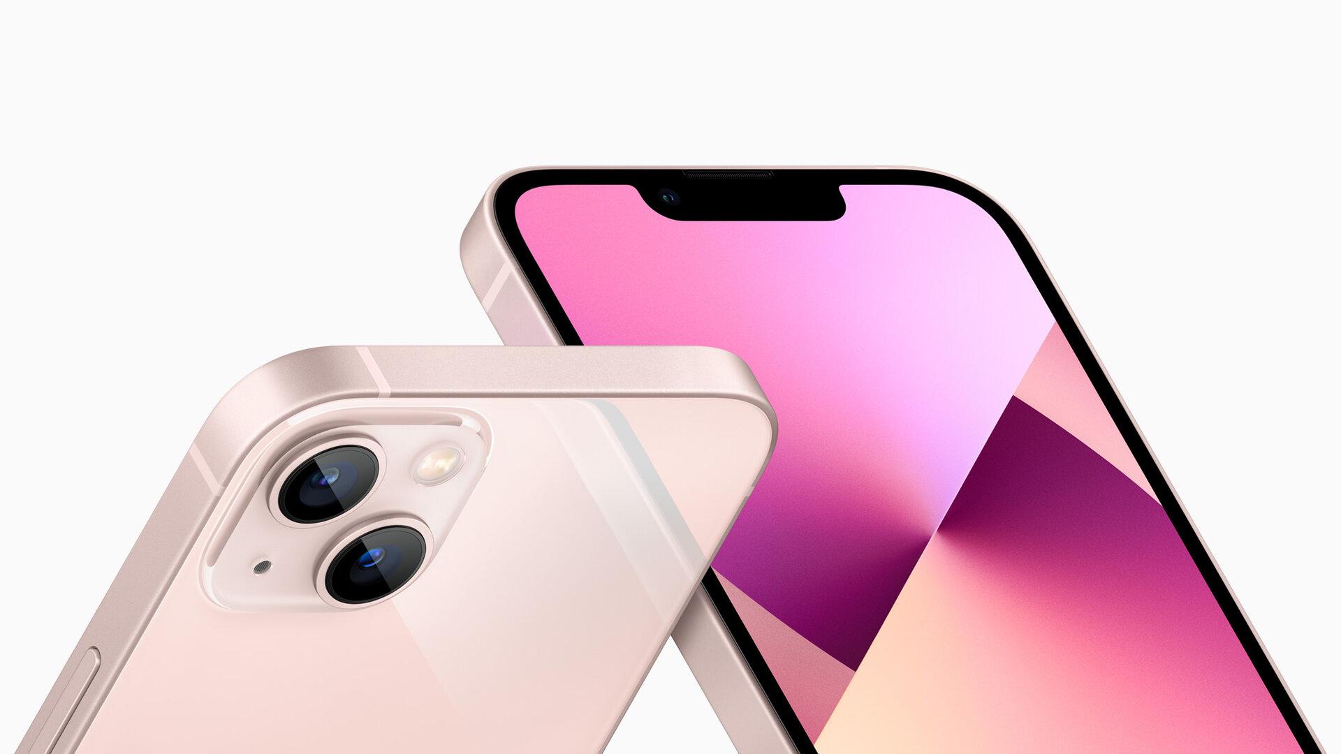 iPhone 13 mini und iPhone 13