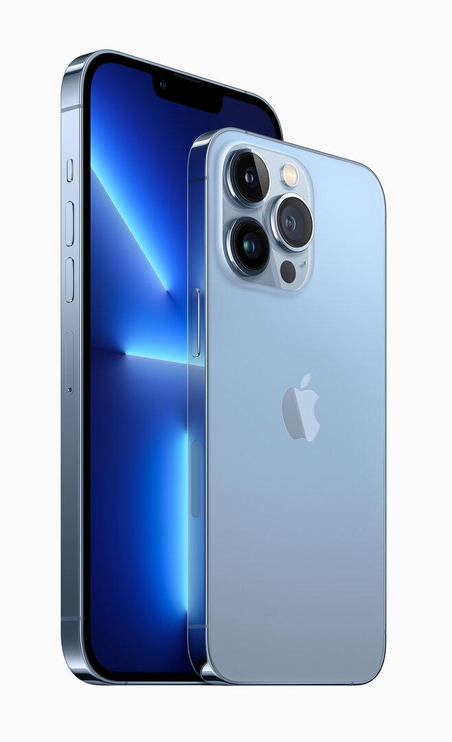 iPhone 13 Pro und iPhone 13 Pro Max