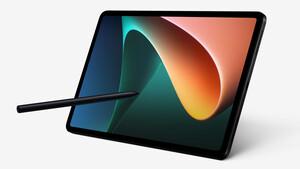 Xiaomi Pad 5: 11-Zoll-Tablet mit 120Hz startet für 400Euro