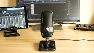Roccat Torch im Test: Bei diesem USB-Mikro macht der Standfuß den Unterschied