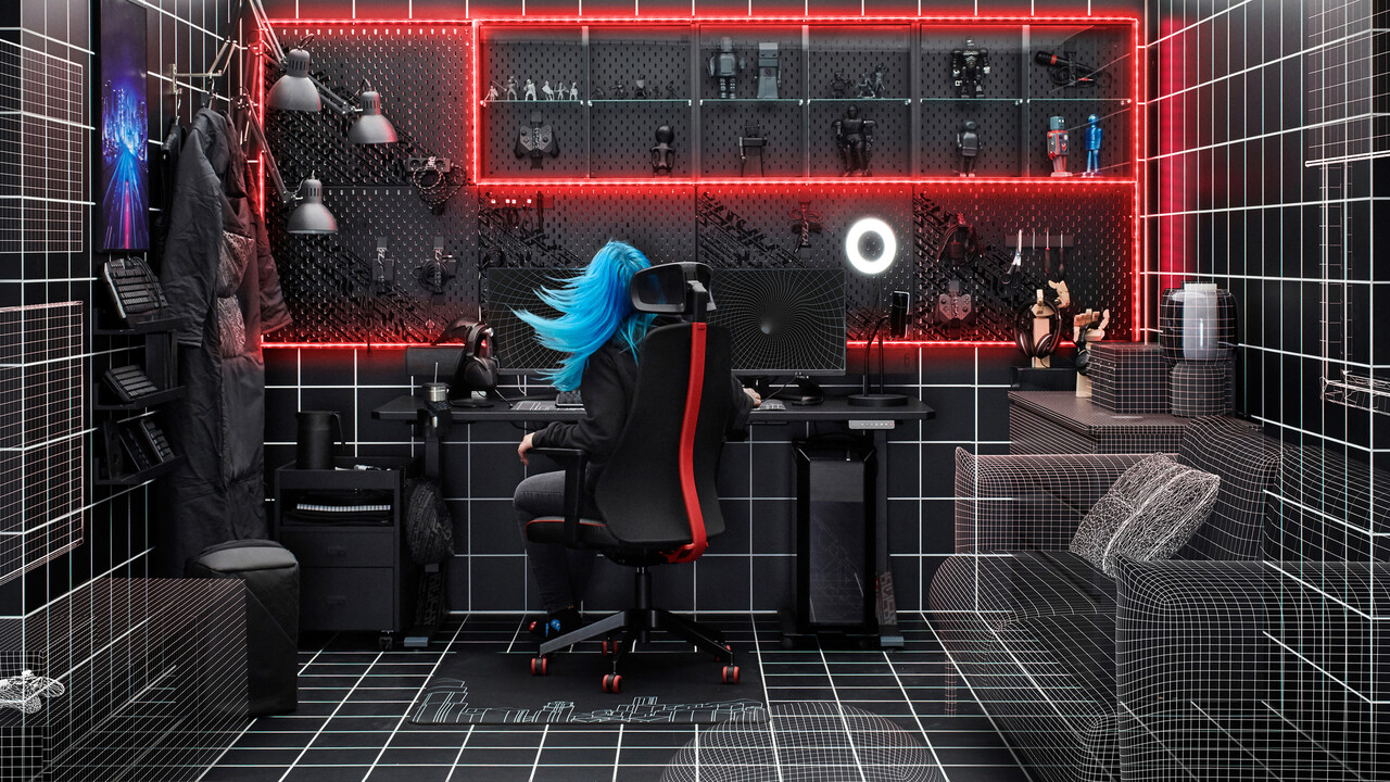 IKEA + ROG: Game products cost between 5 and 500 euros