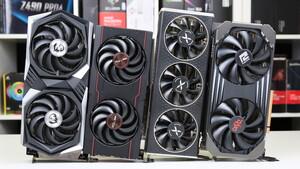 Grafikkarten: RX 6600 XT und RTX 3070 Ti teuer wie nie