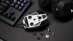 Sabre Wireless & M65 Ultra (Wireless): Drei neue Gaming-Mäuse werben mit 2.000 bis 8.000 Hz