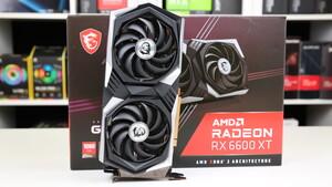 AMD Radeon RX 6600: Die Non-XT-Version mit 8 GB soll am 13. Oktober erscheinen