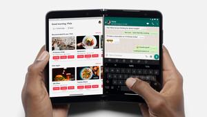 Microsoft Surface Duo 2: Die 2. Generation kommt ohne Verzögerung nach Deutschland