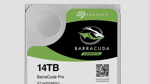 Desktop-Festplatten: Seagate stellt BarraCuda Pro HDD ein