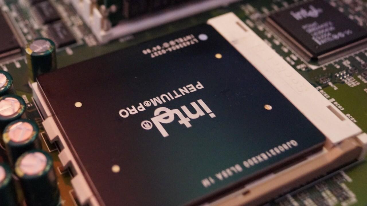 Die erste echte Profi-CPU: Der Intel Pentium Pro
