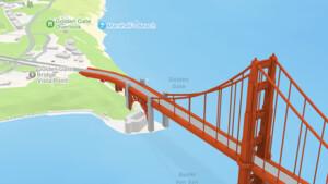 Apple Maps: Neue 3D-Karten für mehr US-Städte, London und Kanada