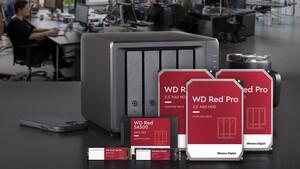 WD Red SN700: NVMe-SSDs sollen lahmen NAS-HDDs Beine machen