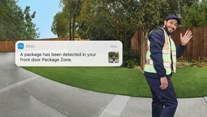Ring Smart Alerts: Gelernte Benachrichtigungen, etwa wenn das Tor auf geht