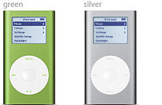Apple iPod mini