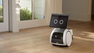 Amazon Astro: Autonomer Alexa-Roboter fährt durch die Wohnung