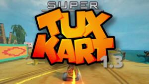 SuperTuxKart 1.3: Rennspiel im Stile von Mario Kart mit neuen Rennstrecken