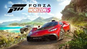 Forza Horizon 5: Open-World-Rennspiel möchte mehr als 100 GB SSD-Speicher