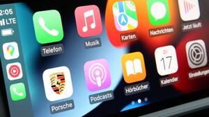 CarPlay: Apple soll Zugriff auf wichtige Fahrzeugfunktionen planen