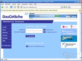 Umlaut-Domain Firefox 1.0