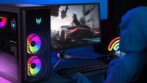 Predator Orion 7000: Acers schnellster Gaming-PC setzt auf Alder Lake-S