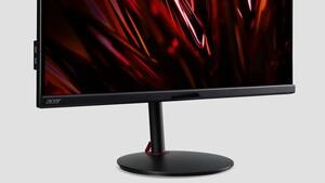 """Acer-Monitore: Erstmals WQHD mit 300Hz und eine """"USB-C-Dockingstation"""""""
