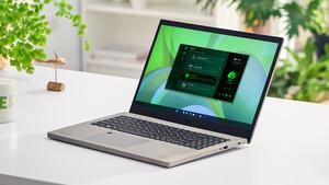 Acer Vero: Zwei nachhaltige Notebooks mit guter Reparierbarkeit