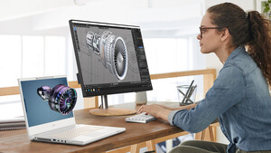 ConceptD 7 SpatialLabs Edition: Acers Creator-Notebook mit 3D-Autostereoskopie