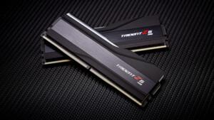 G.Skill Trident Z5 & Z5 RGB: 32 GB DDR5-6400 mit scharfen Timings sowie optionalem RGB