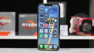 Apple iPhone 13 Pro Max im Test: Der Marathonläufer unter den Smartphones