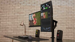 Zweite Generation: LGs neue Ergo-Monitore gibt es gleich im Doppelpack