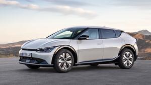 Kia EV6 Fahrbericht: Viel Ausstattung für rund 35.000Euro