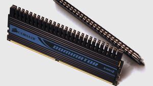 Im Test vor 15 Jahren: Corsairs XMS2 Dominator für extremes CPU-Overclocking