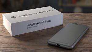 PinePhone Pro: Linux und Datenschutz für 399 US-Dollar vorbestellbar